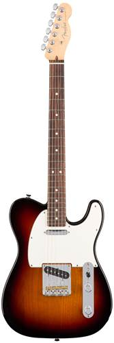 Fender American Pro Tele RW 3 Tone Sunburst
