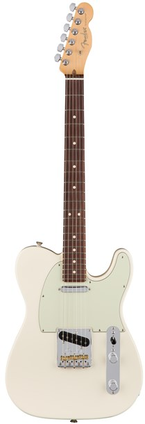 Fender American Pro Tele RW Olympic White