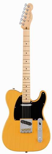 Fender American Pro Tele MN Butterscotch Blonde Ash