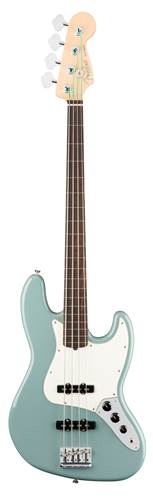 Fender American Pro Jazz Bass Fretless RW Sonic Grey
