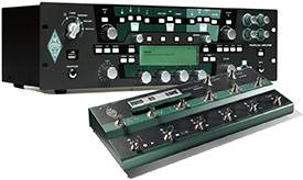 Kemper Digital Profiler PowerRack And Profiler Remote