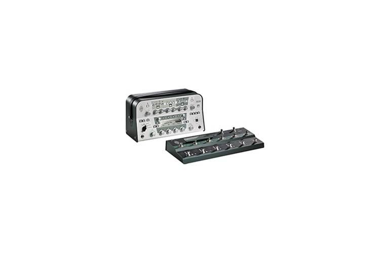 Kemper Digital Profiler Head White And Profiler Remote