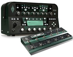 Kemper Digital Profiler Head Black And Profiler Remote