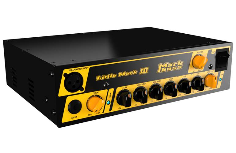 Mark Bass Little Mark III Head. Bas5 500W