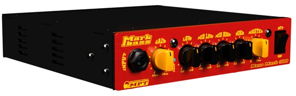 Mark Bass Nano Mark 300 Watt Microhead