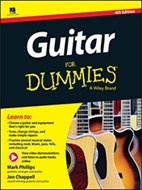 Books Guitar for Dummies 4th