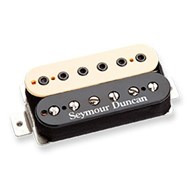 Seymour Duncan Sh-12 Screamin Demon Reverse Zebra