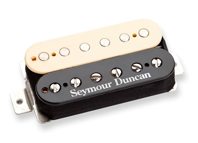 Seymour Duncan Tb-16 59/Custom Hybrid Trembucker R.Zebr