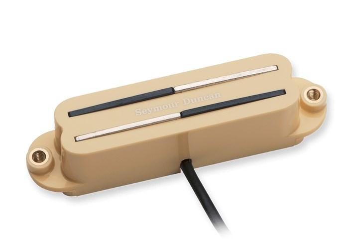 Seymour Duncan Svr-1B Vintage Rails For Strat Cream