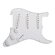 Seymour Duncan Pickguard Assembly Classic White