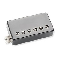 Seymour Duncan Benedetto P.A.F. Black Nickel Cover