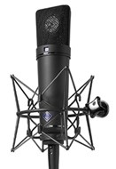 Neumann U87 Ai MT Studio Set with Shockmount (Black)