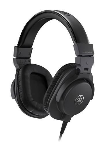 Yamaha HPH-MT5 Headphones (Black)