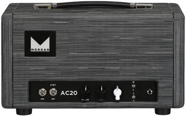 Morgan Amplification AC-20 Head Twilight Finish