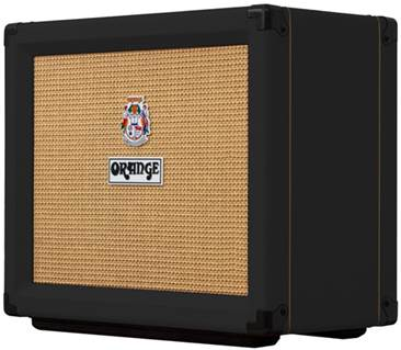 Orange Rocker 15 Combo Black