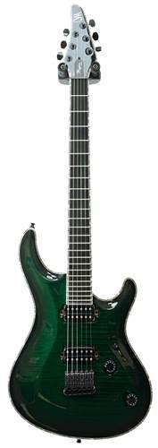 Mayones Regius 6 Core guitarguitar Custom Build