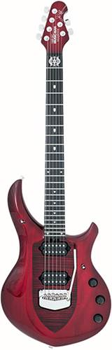 Music Man Majesty Monarchy Royal Red