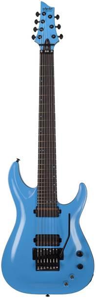 Schecter Keith Merrow Km-7 Fr-S LAMBO BLUE