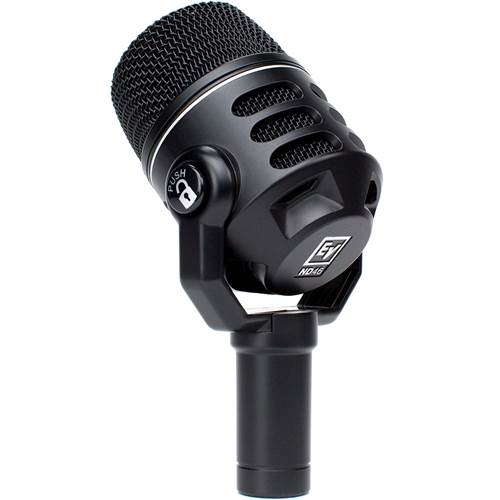 Electro Voice ND46 Supercardioid Dynamic Instrument mic