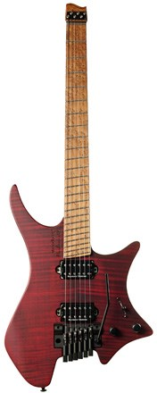 Strandberg Boden OS 6 Tremolo Special Edition Red, Maple