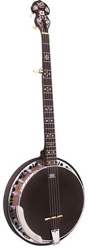 Barnes & Mullins BJ400E Rathbone 5 String Electric Banjo