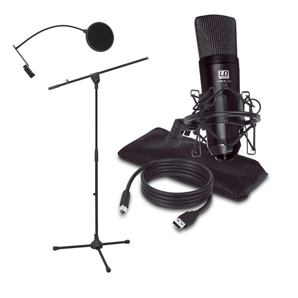 LD Systems LD Systems Podcast 2 Bundle