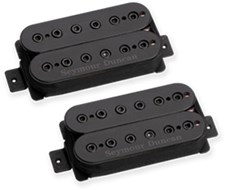 Seymour Duncan Mark Holcomb Alpha Omega Pickup Set Black