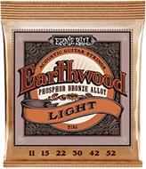 Ernie Ball 2148 Earthwood Acoustic Light 11-52