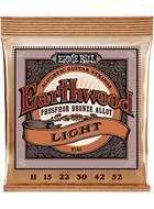 Ernie Ball 2148 Earthwood Acoustic Light 11-52
