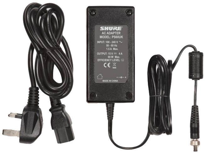 Shure PS60UK Power Supply