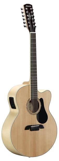 Alvarez AJ80CE-12 Jumbo 12 String