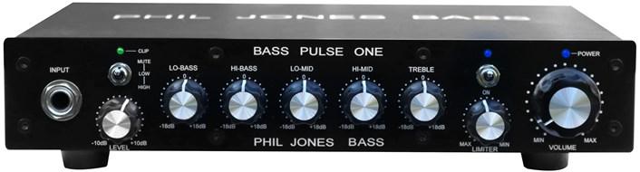 Phil Jones Bass Pulse Head