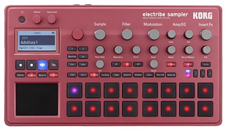 Korg ESX-2 Electribe Sampler Red