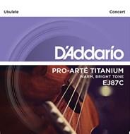 D'Addario EJ87C Concert Ukulele Strings