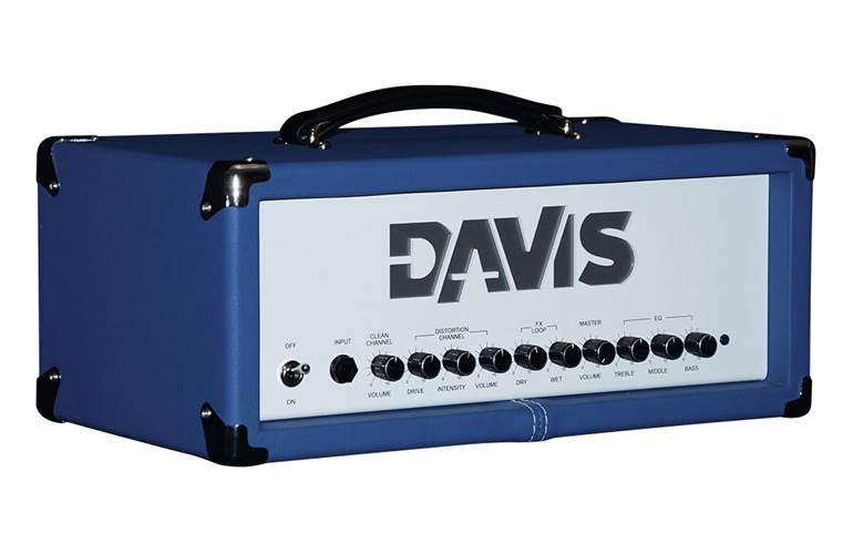 Davis Amplification 2C8