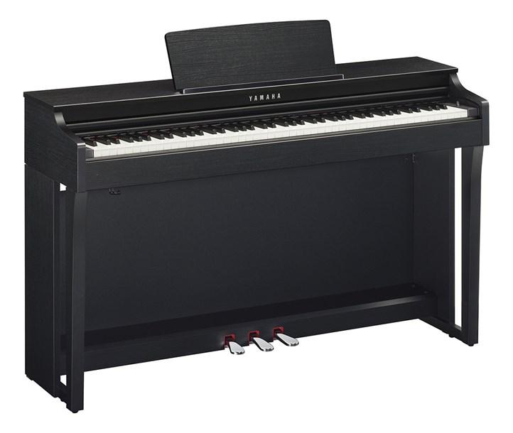 Yamaha CLP-625  Black Digital Piano