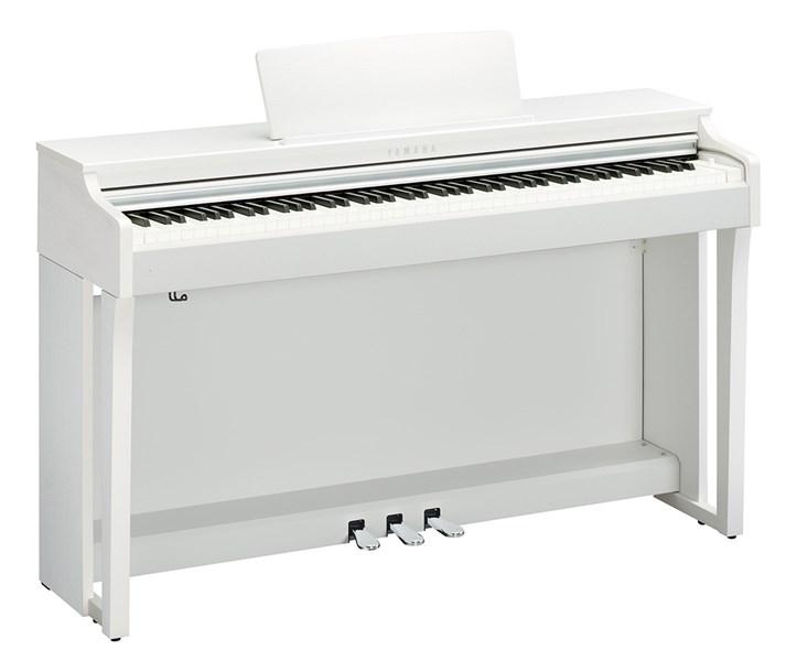 Yamaha CLP-625 White Digital Piano