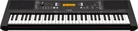 Yamaha PSR-E363 Keyboard Front View