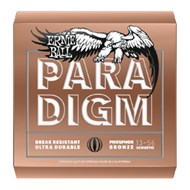 Ernie Ball P02074 Paradigm Acoustic Phosphor Bronze Medium 13-56