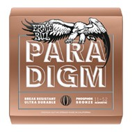 Ernie Ball P02078 Paradigm Acoustic Phosphor Bronze Light 11-52