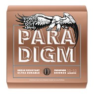 Ernie Ball P02080 Paradigm Acoustic Phosphor Bronze Extra Light 10-50