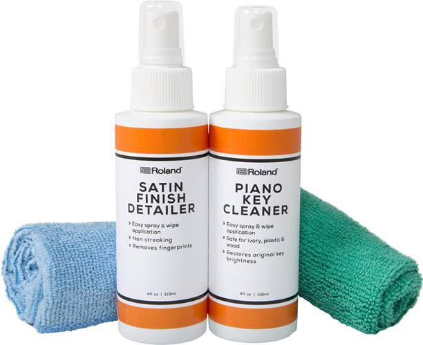 Roland PCK-SS  Satin Sheen Polish Care Kit