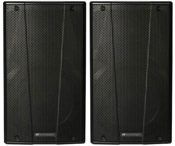 dB Technologies BH15 Active Speaker (Pair)