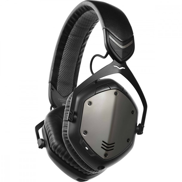 V-Moda XFBT Crossfade Wireless  Gunmetal Headphones