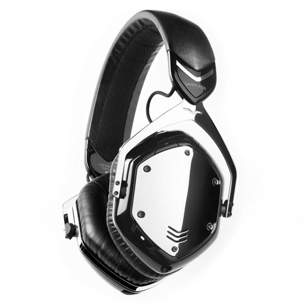 V-Moda XFBT Crossfade Wireless Chrome Headphones
