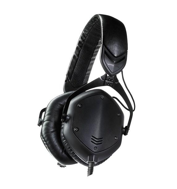 V-Moda M-100 Crossfade Black Headphones