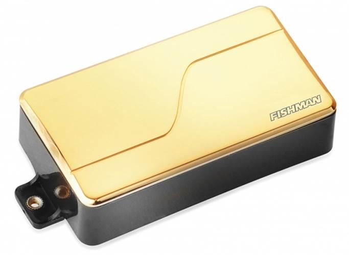 Fishman PRF-MHB-AG1 Fluence Multi Voice Pick Up - Modern Humbucker Alnico -Gold