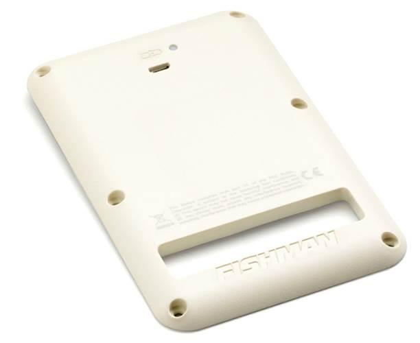 Fishman PRO-BPK-FSW Fluence Multi Voice Pick Up - Rechargeable Battery Pack For St White