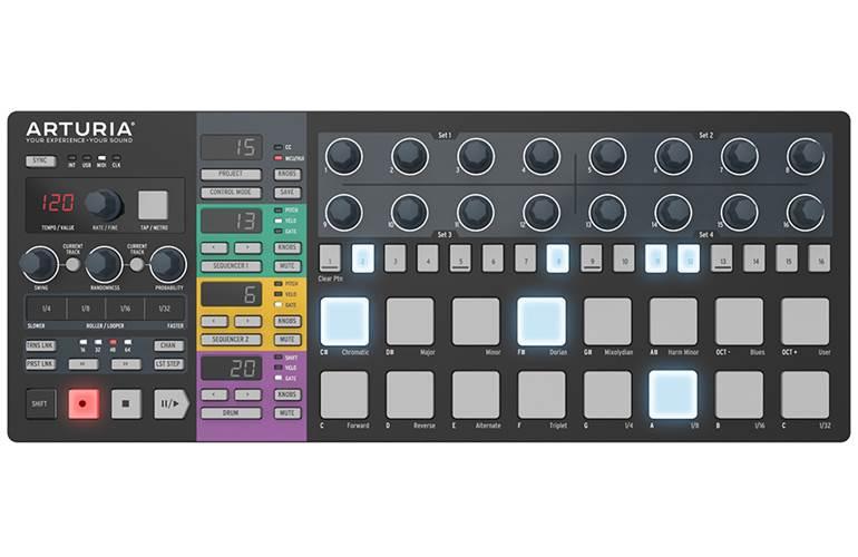 Arturia BeatStep Pro Ltd Ed Black