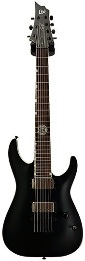 ESP Ltd AJ-7 Andy James Signature Black Satin - SIGNED